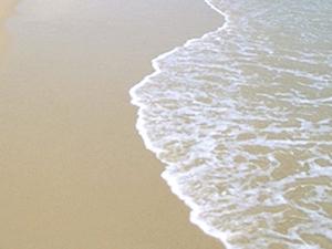 La Zurriola beach