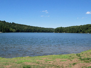 Leesville Lake