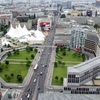 Leipziger Platz From Above