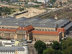 Leipzig Central Station