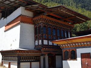 Lhakhang Karpo and Nagpo