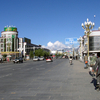 Lhasa From Potala Place