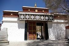 Lhasa Potala Palace Entrance Gate