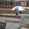Lhasa Town View - Tibet