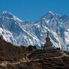 Lhotse & Everest Backdrop - Nepal Himalayas