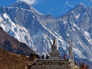Lhotse Expedition 2014