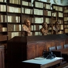 Library Of Plantin Moretus Museum