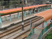 Light Rail Depot Stop