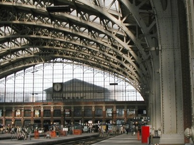 The Train Shed