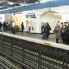 Line 4 Platforms At Strasbourg - Saint-Denis
