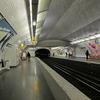 Line 8 Platforms At La Tour-Maubourg