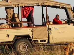 Kenya Adventure Camping In The Wild