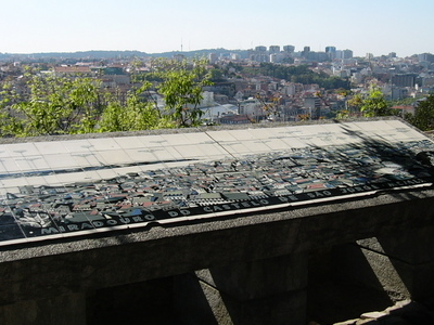 View Of Lisbon From The Castle
