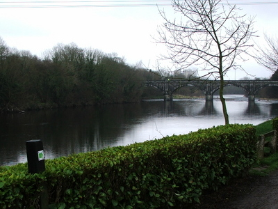 Bridge Over The River Feale