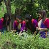 Lisu Women In The Hills Of Northern Thailand