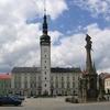 Litovel Town Square