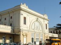 Livorno Centrale Railway Station
