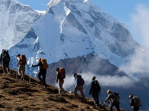 Everest Base Camp Deluxe Trek Photos