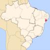 Location Of Aracaju