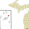 Location Of Augusta Michigan