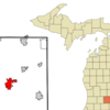 Location Of Charlotte Michigan