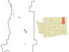 Location Of Chewelah Washington