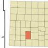 Location Of Cimarron Kansas