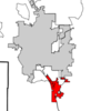 Location In El Paso County And The State Of Colorado