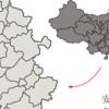 Location Of Fuyang Prefecture Within Anhui 2 8 China 2 9