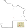 Location In Gunnison County And The State Of Colorado