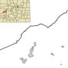 Location In Delta County And The State Of Colorado