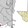 Location Of Hutchins In Dallas County Texas