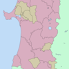 Location Of Kosaka In Akita