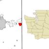 Location Of Liberty Lake Washington
