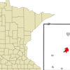 Location Of Luverne Minnesota
