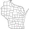 Location Of Monona Wisconsin