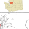 Location Of Mukilteo Washington