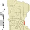 Location Of Oakdale Minnesota
