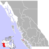 Location Of Port Mcneill In British Columbia
