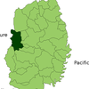 Location Of Shizukuishi In Iwate