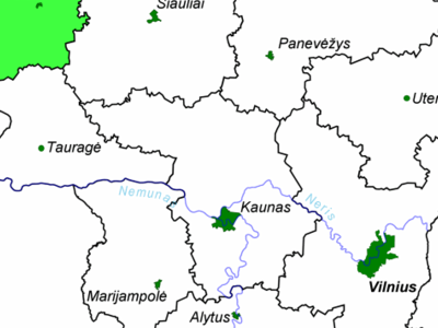 Location Of Teliai County