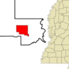 Location Of West Point Mississippi