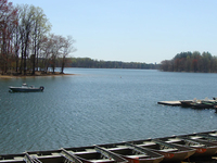 Loch Raven Reservoir