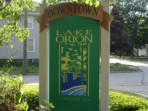 Lake Orion
