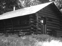 Logan Creek Patrol Cabin