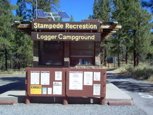 Tahoe Logger Campground