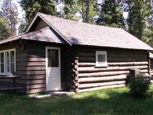 Logging Creek Ranger Station