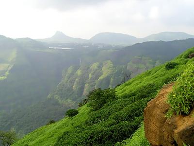 Lonavala-Sahyadri Range
