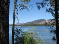 Plumas Lone Rock Campground