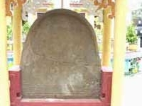Long Thu Pagoda Stele
